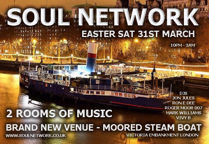 Soul network 31st March