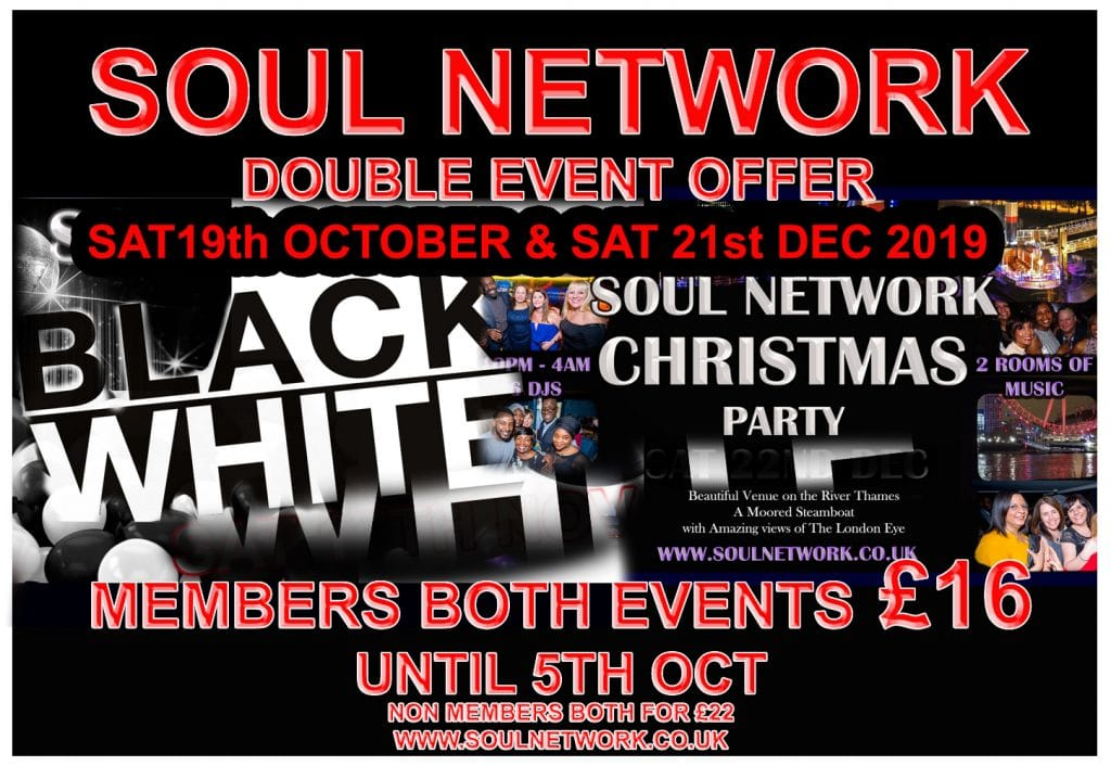 DOUBLE OFFER OCTOBER & XMAS