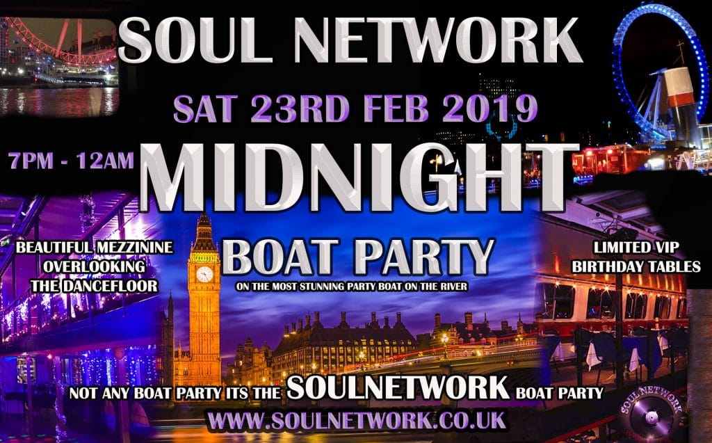 Midnight Boat Party 3 23rd Feb 2019 real