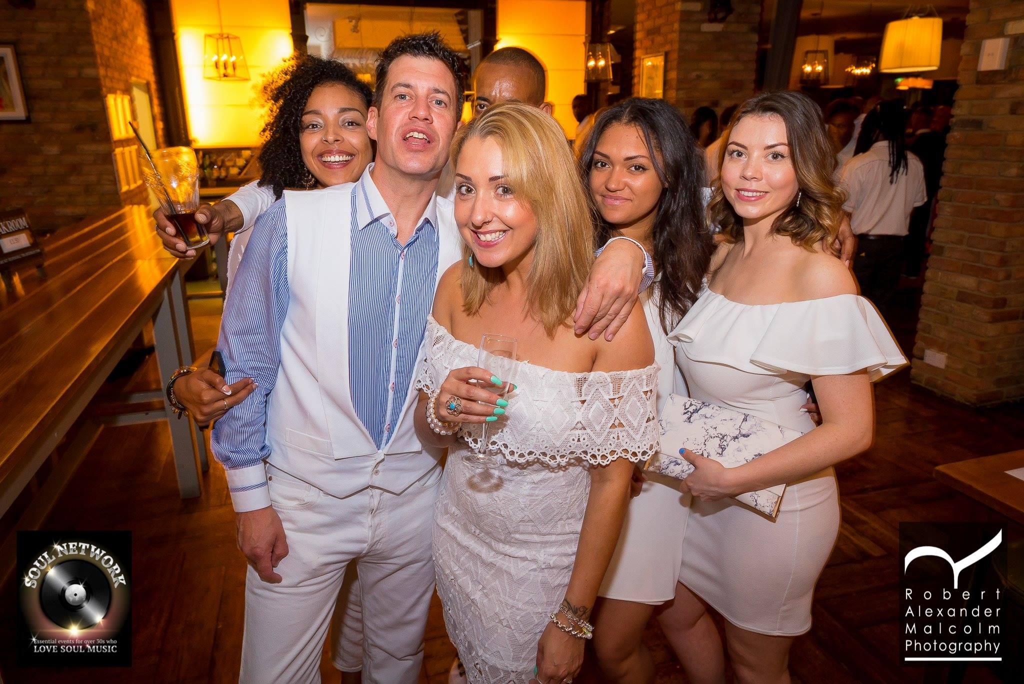087d54a84882a 2016 Soul Network 16th July Dress in White - Soul Network