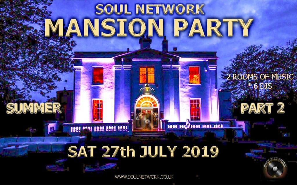 Summer Mansion Party Belair Sat 27th July