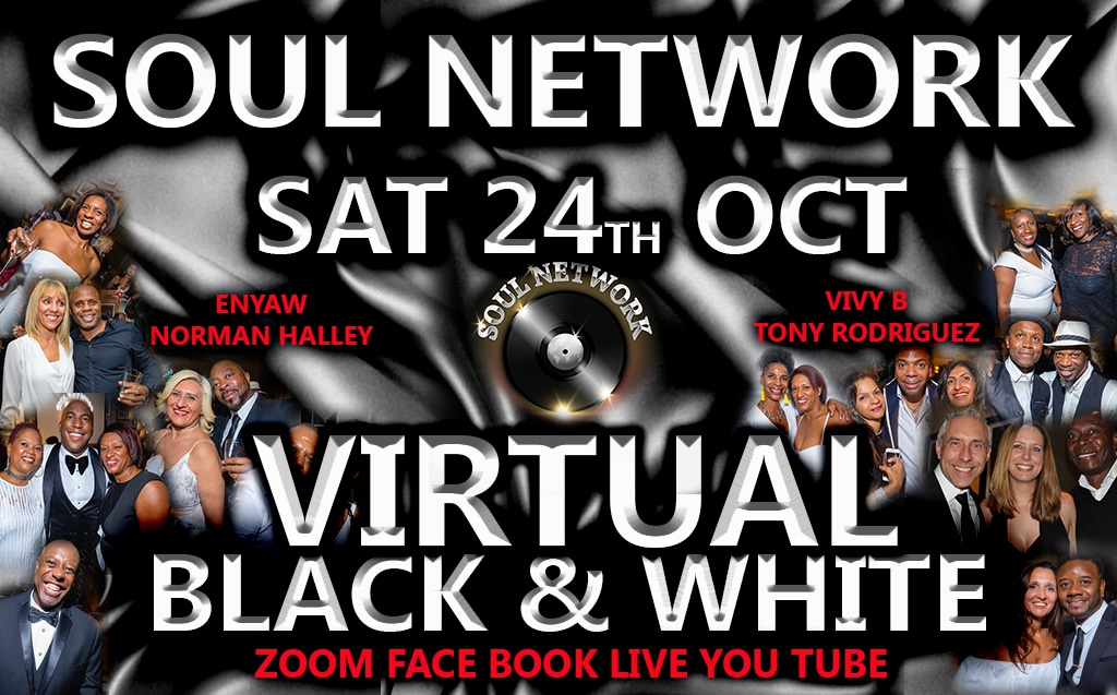 SAT 24TH OCT 2020 virtual BLACK AND WHITE