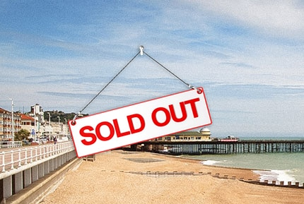 SOLD OUT Seaview Twin Soul Network Hastings Weekend