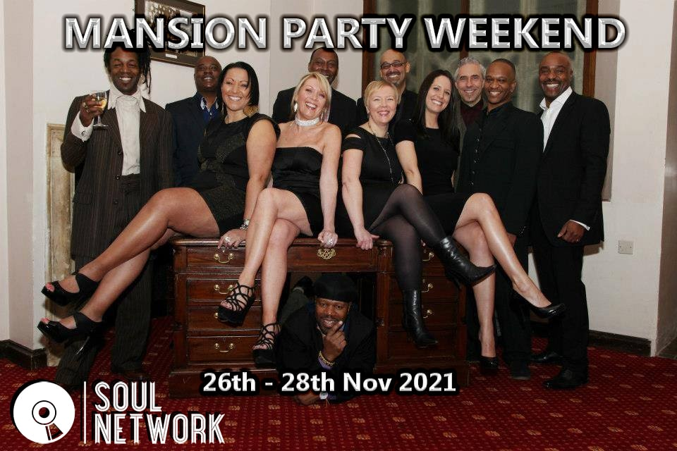 Soul Network mansion party weekend