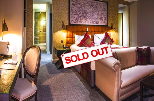 SOLD OUT MANSION SUITE