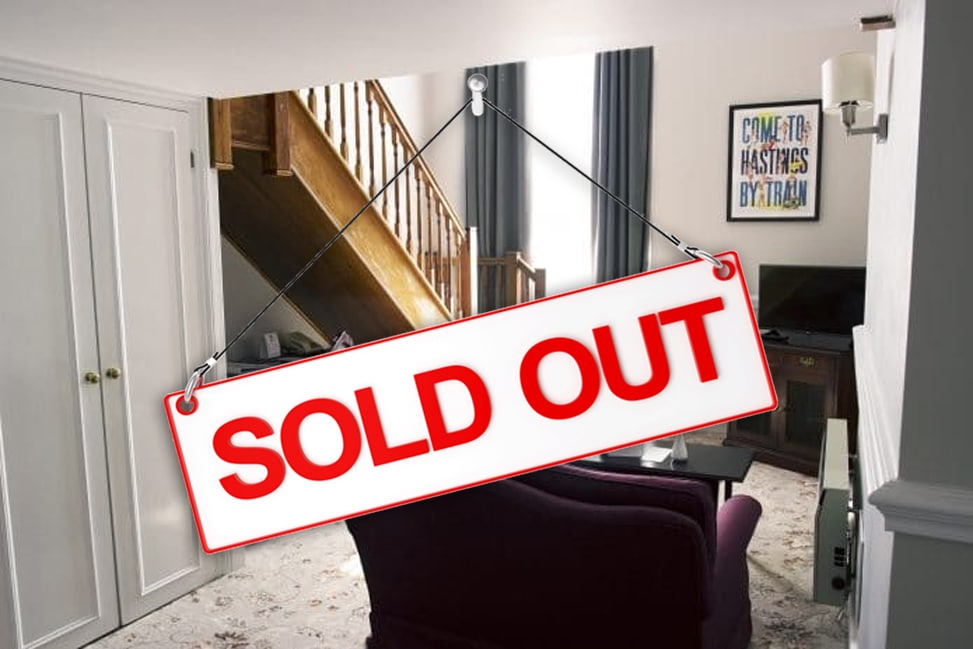 sold out suite hastings