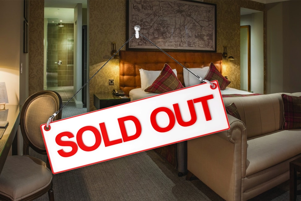 sold out suite