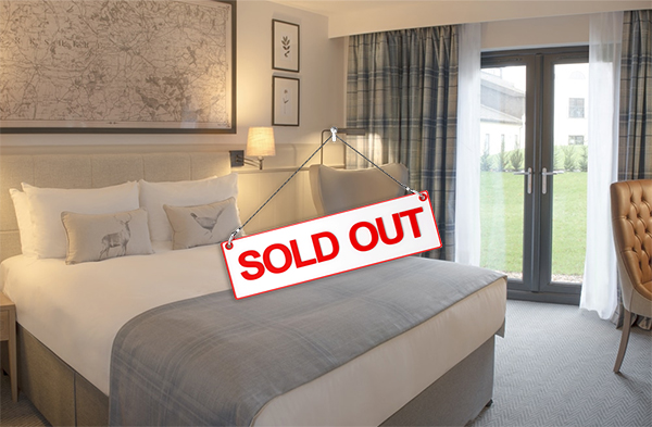 wellington double sold out