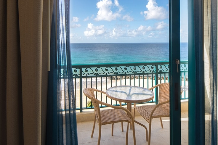 Soul Network Soul in the caribbean barbados luxury premium ocean view balcony