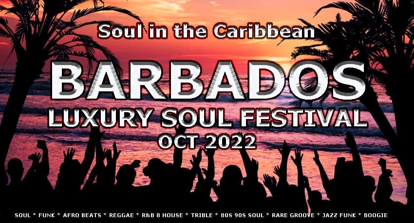 Barbados Luxury Soul Festival 2022